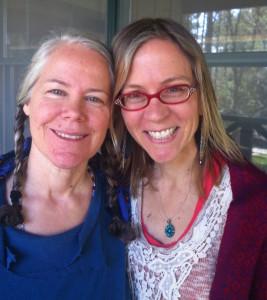 Trish and Tammy Lynn Kent, the creator of HPC